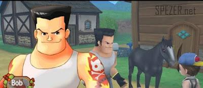 Cara mendapatkan dan Merawat Kuda di Harvest Moon Hero Of Leaf Valley