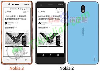 Terungkap Spesifikasi Ponsel Android Murah Nokia 2