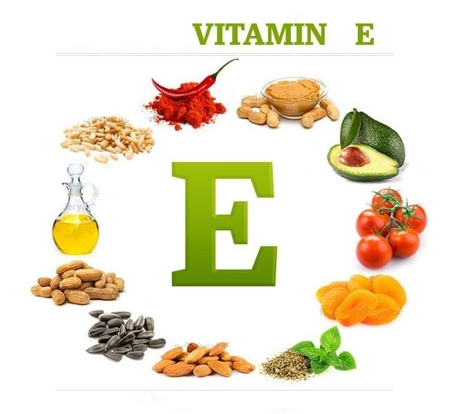 Source for vitamin e