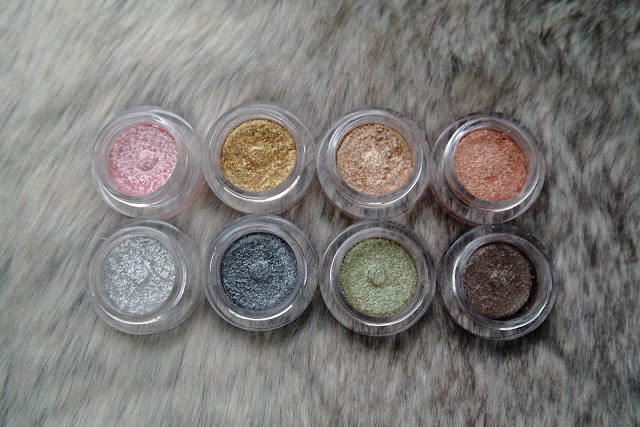 bodyography_glitter pigments review swatches