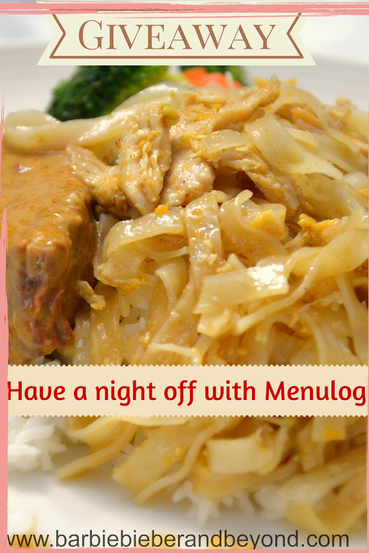 Do You Ever Give Yourself a Night Off? - Menulog