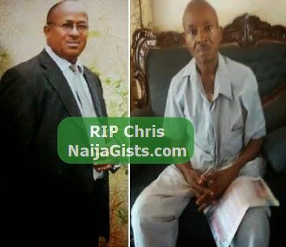 nollywood actor dies 2014