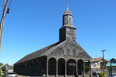 iglesias de chiloe - achao