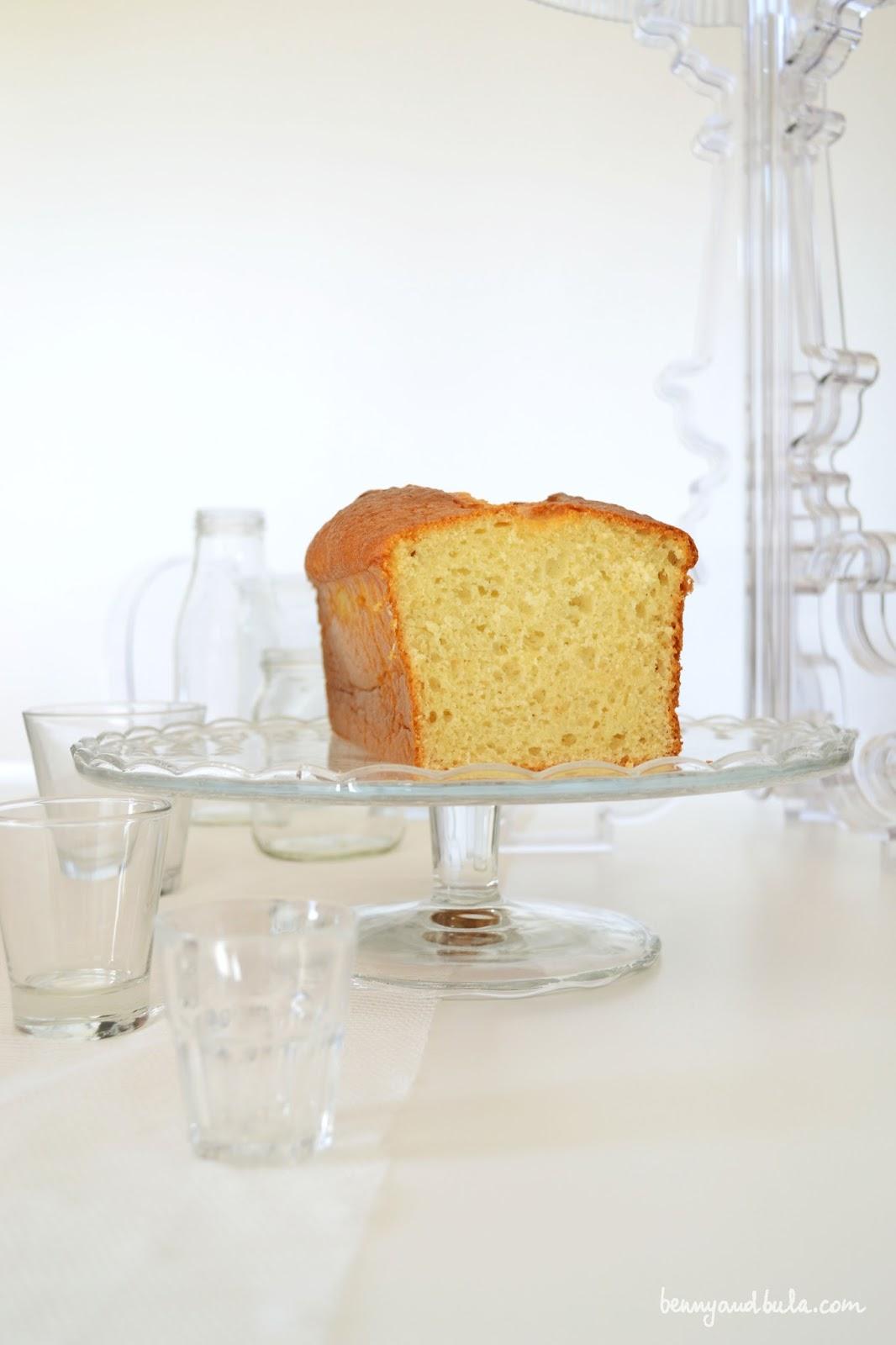 ricetta plumcake classico con yogurt/ yogurt loaf cake recipe