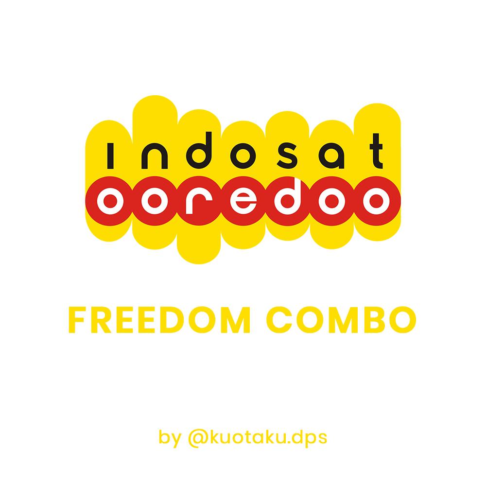 Beli Paket Data Indosat Freedom Combo 12gb Internet