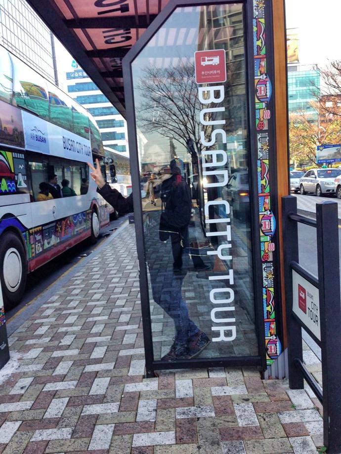 Busan City Tour stops
