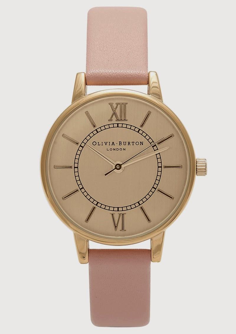 http://www.the-dressingroom.com/item/Olivia-Burton/Wonderland-Watch-Gold-and-Dusty-Pink/5UNI#.VJGjecAA