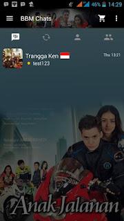 BBM Mod Anak Jalanan v2.10.0.35 Apk Terbaru