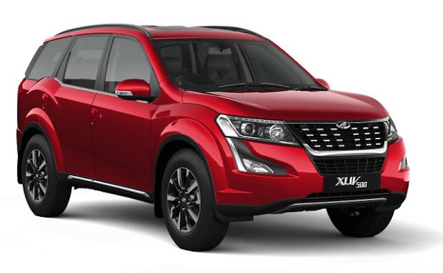 New 2018 XUV 500 SUV HD Images