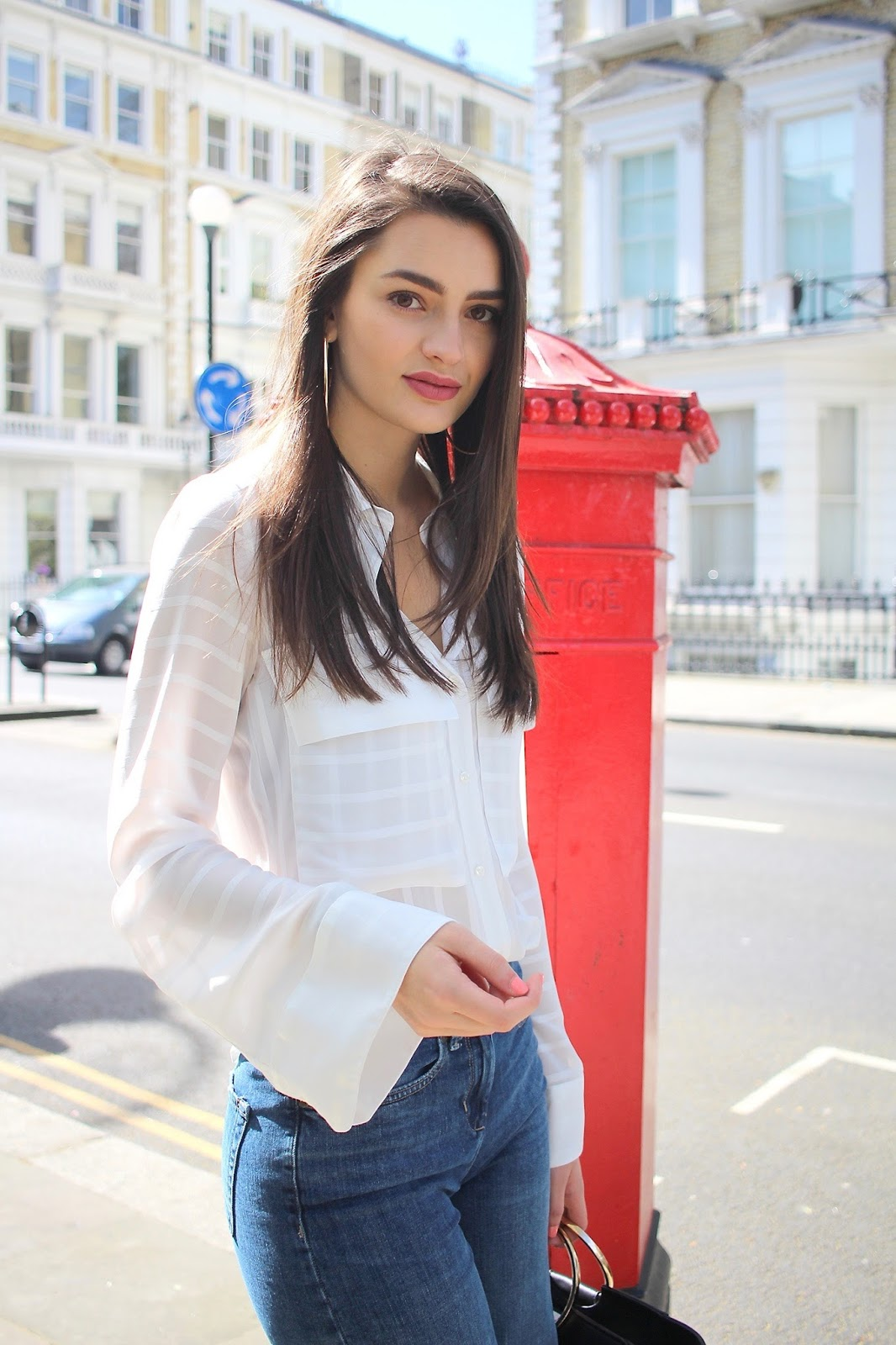 peexo how to style a white shirt