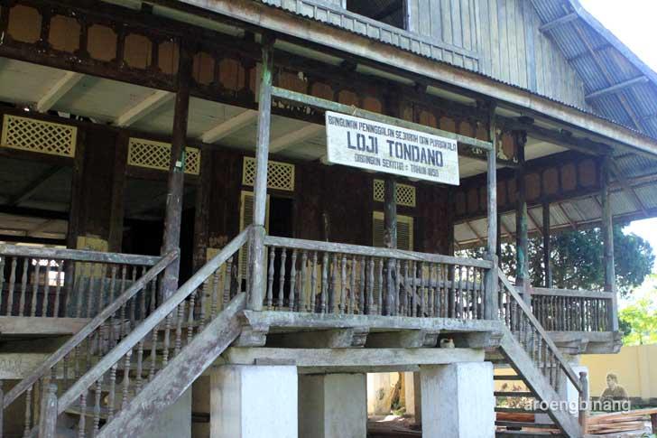 loji tondano minahasa sulawesi utara