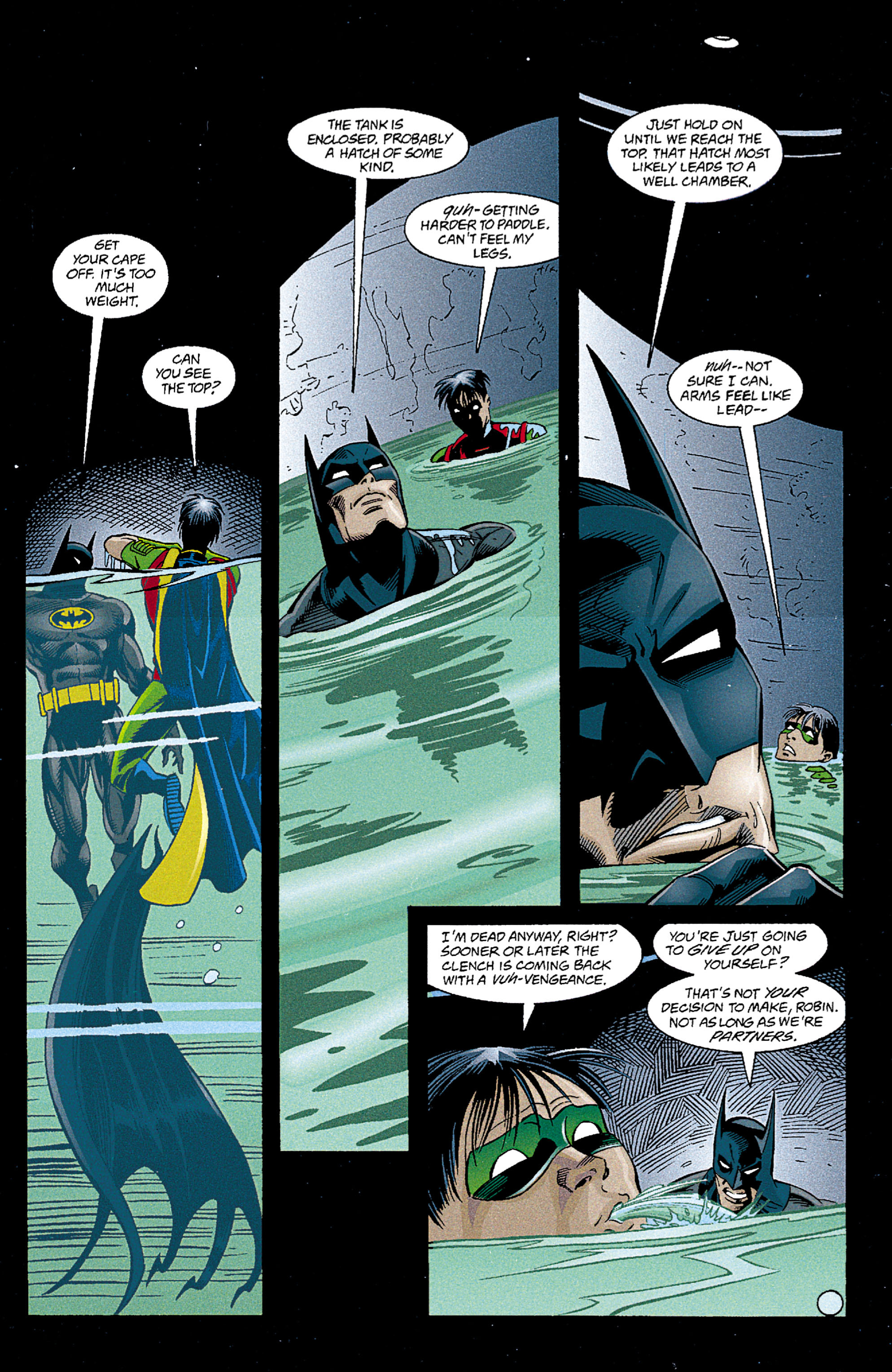 Detective Comics (1937) 700 Page 22