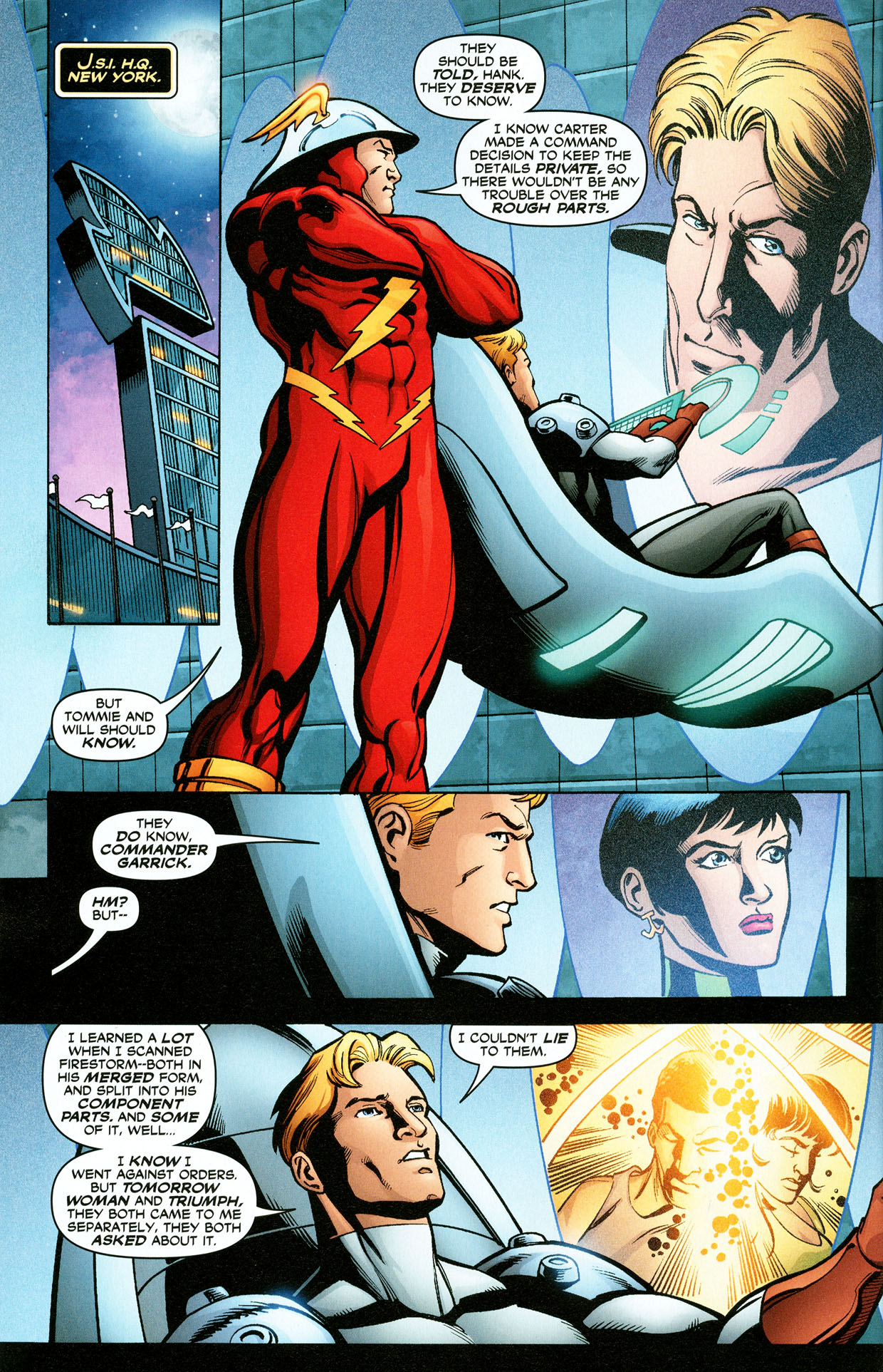 Read online Trinity (2008) comic -  Issue #32 - 29