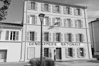 La musée de la gendarmerie et du cinéma de Saint-Tropez