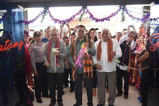 Gubernur NTB Resmikan Balai Latihan Kerja Luar Negeri