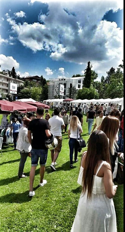 """""""FARKINDALIK FESTİVALİ"""" KARUM ÇİM ALANDA"""