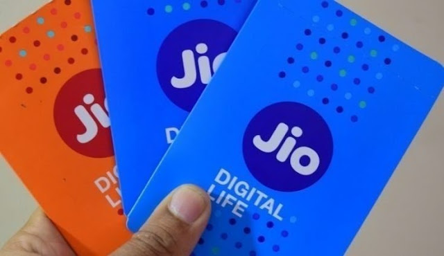 Jio Free 2GB Data Daily Till 12september