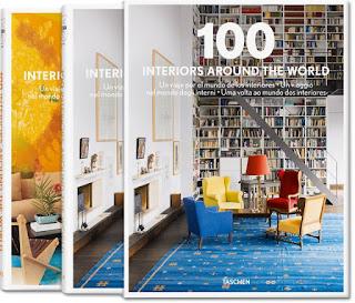 100 Interiores TASCHEN