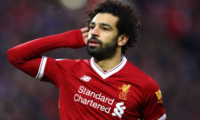 Liverpool Mohamed Salah Vs Crystal Palace