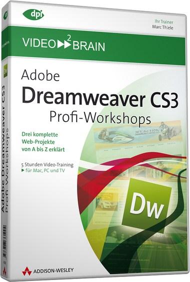 dreamweaver cs3 mac trial download