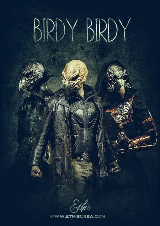 Ethis Crea: Birdy Birdy first teaser