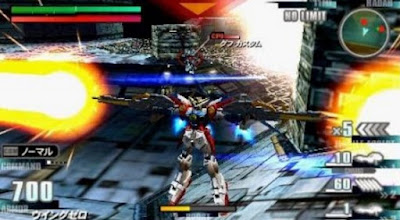 Gundam Vs Gundam Next Plus Iso PPSSPP