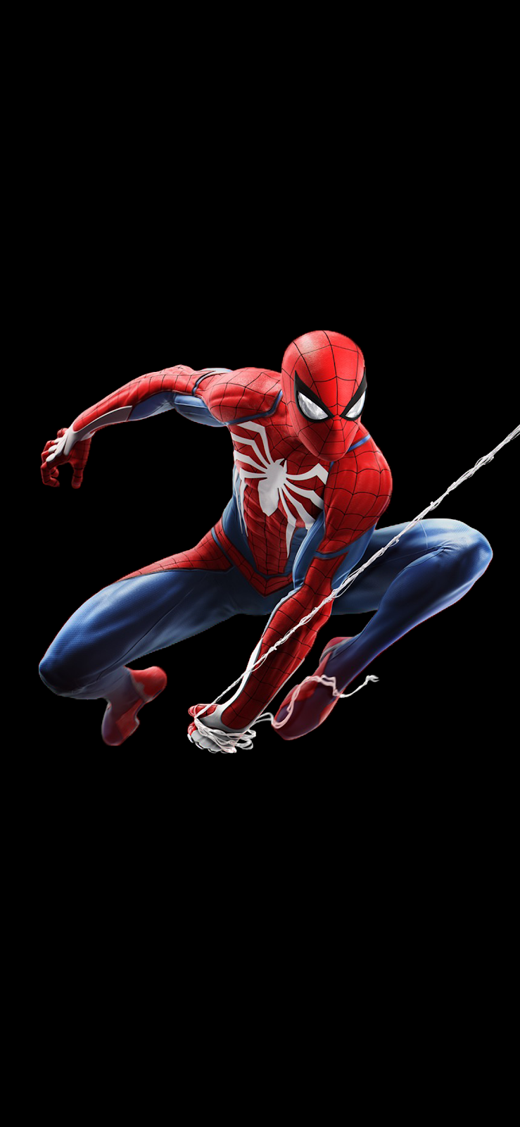 Spider-Man V2 [iPhone X] (saving battery for Amoled display)
