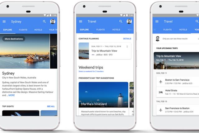 Fitur Baru Google Flight