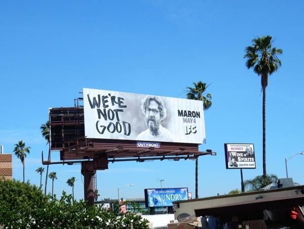 Maron season 4 billboard