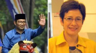 Ridwan Kamil Dukung Nurul Arifin