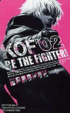 Colección The King of Fighters 2002 Juegos PC Full