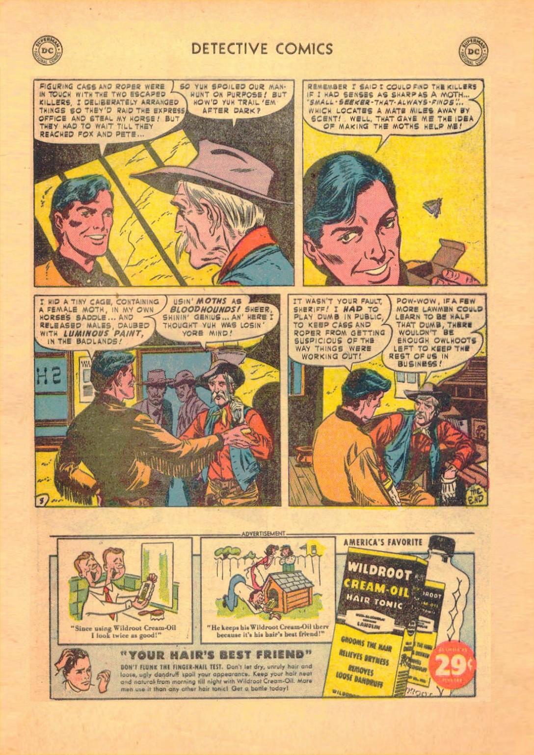 Read online Detective Comics (1937) comic -  Issue #182 - 40