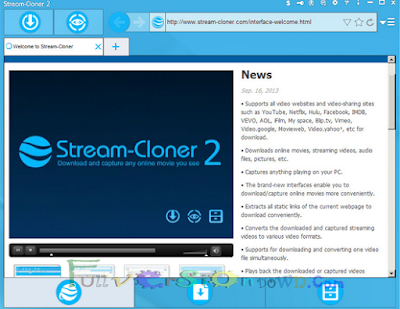 Stream-Cloner v2.50 Build 306 Full Version