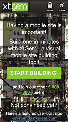 xtgem homepage