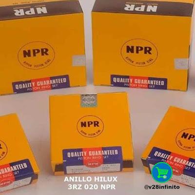 IMAGEN ANILLO HILUX 3RZ 020 NPR
