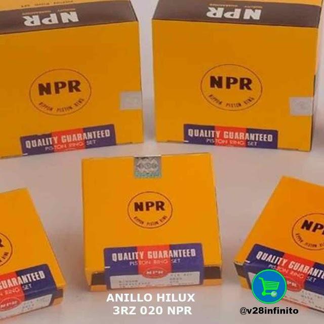 ANILLO HILUX 3RZ 020 NPR