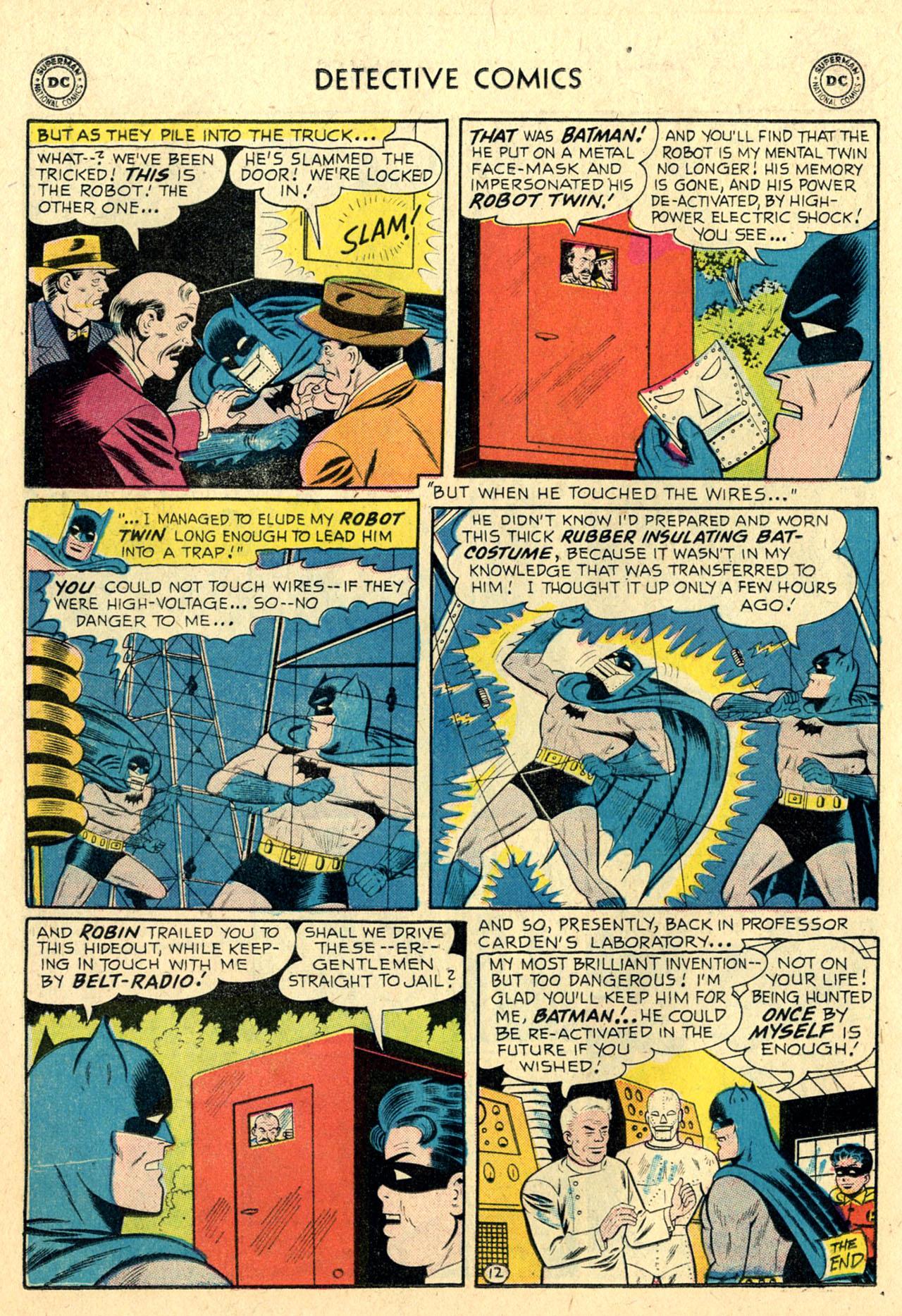 Read online Detective Comics (1937) comic -  Issue #239 - 14