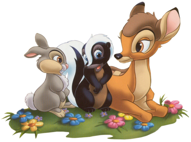 AnyTen: 10 Adorable Animated (Movies) Animals