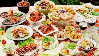 Menu Makanan Mengecilkan Lengan Tangan