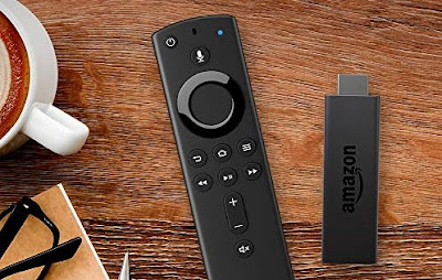 Voice-Control Fire TV Stick Remote - Alexa HDTV Streaming Media Player - Electronics