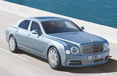 Bentley Mulsanne Models