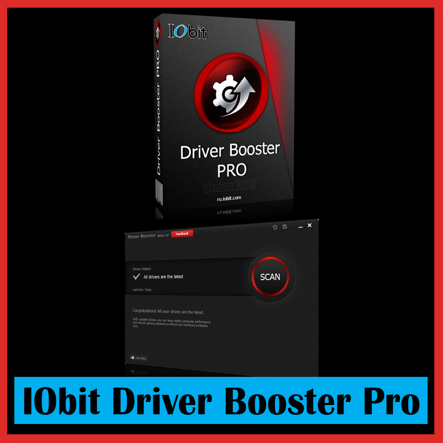 IObit Driver Booster Pro 3.1.1.457 Full Version with Crack, patch + serial key