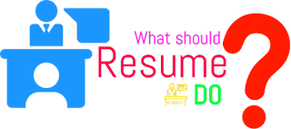 What should Resume do? | Tutorial Diary