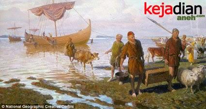 Batu Cincin Akik Juga Memikat Wanita Viking