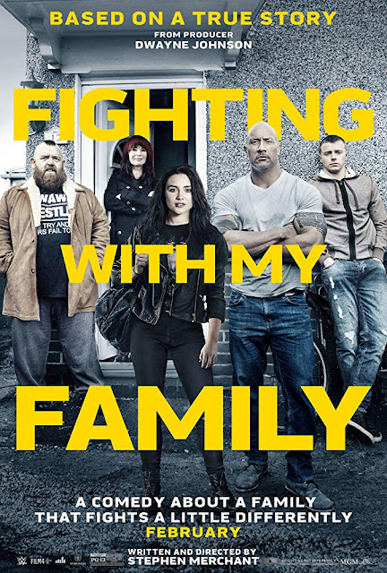 Review film Fighting with My Family (2019)