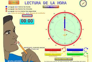 http://capitaneducacion.blogspot.com.es/2018/04/3-primaria-mates-lectura-de-la-hora.html