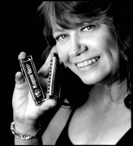 Women Harmonica Players: Let's Hear It For The Girls