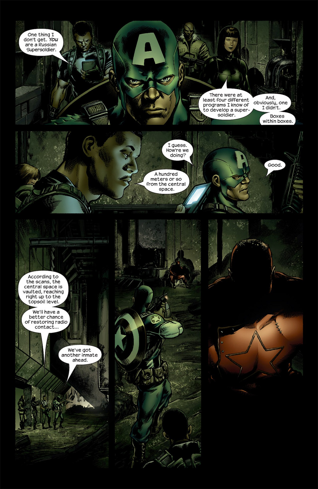 Read online Ultimate Nightmare comic -  Issue #4 - 15