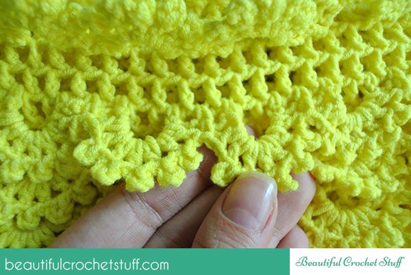 ergahandmade: Layered Crochet Skirt + Free Pattern