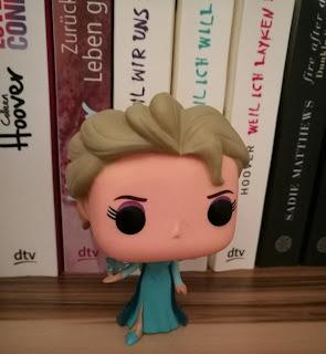 Funko Pop! Elsa - Froozen